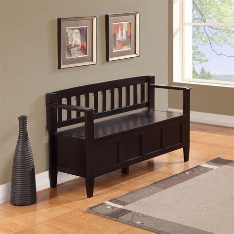 Storage Furniture Bench by Narrow Storage Bench Entryway