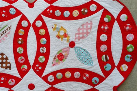 quilt story amazing wedding ring quilt seriously