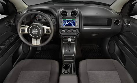 jeep compass limited interior car and driver