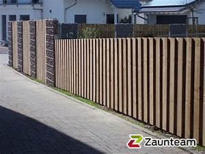 Holz U Profil : zaun und tor referenzen von zaunteam gabionen 79725 laufenburg zaunteam ~ Frokenaadalensverden.com Haus und Dekorationen
