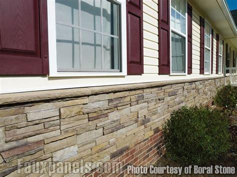 stones mobili mobile home skirting look bestofhouse net 35122