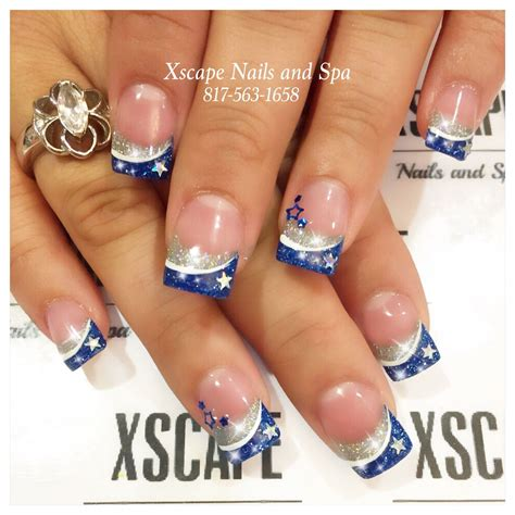 dallas cowboys nails   dallas cowboys nails