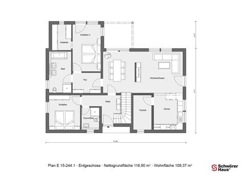 Schwörer Haus Grundrisse by Deutschland Germany