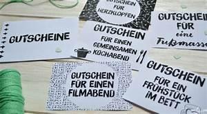 Gutscheine Für Den Freund : gutscheinbuch zum valentinstag handmade kultur ~ Kayakingforconservation.com Haus und Dekorationen