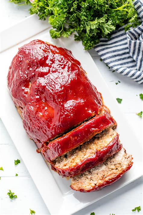 what temperature do you cook meatloaf at turkey meatloaf