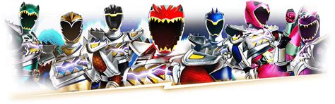 POWER RANGERS DINO SUPER CHARGE - Videos & Characters ...