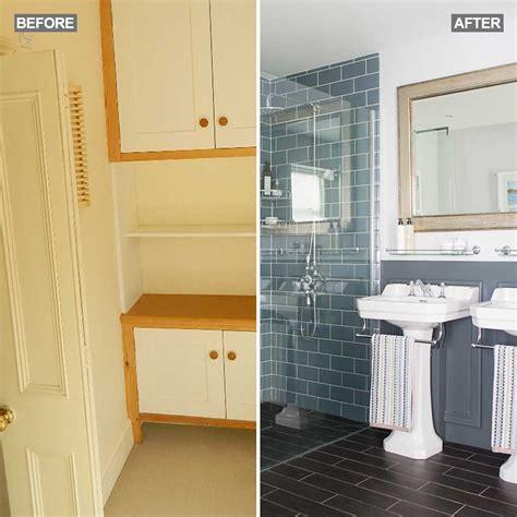 bathroom overhaul worth losing  spare