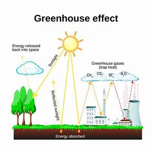 Diagram Of The Greenhouse Effect : what makes certain gases greenhouse gases science abc ~ A.2002-acura-tl-radio.info Haus und Dekorationen