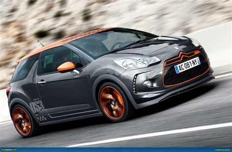 Citroen Ds 3 by Ausmotive 187 Citro 235 N Ds3 Racing Another Geneva Preview