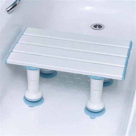 shower seat height photos nuvo height adjustable bath seat bath seats complete