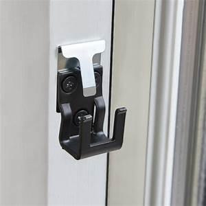 Patio, Door, Security, Bar, With, Anti