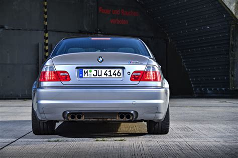 The One And Only: BMW E46 M3 CSL