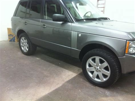 wheels land rover 2008 range rover oem 20 quot wheels tires land rover