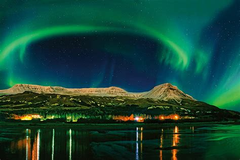 Iceland Northern Lights Tour  Iceland Winter Adventure Tours