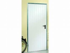 Porte De Service Acier : portes de service contact hormann ~ Dailycaller-alerts.com Idées de Décoration