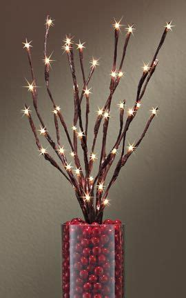 battery operated lighted willow branch instantly create