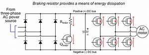 Braking Resistor Circuit Diagram