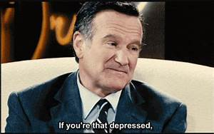 Of all the things I've seen posted about Robin Williams ...