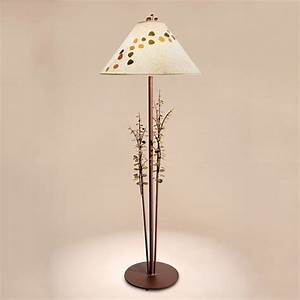 pinecone 3d iron floor lamp by colorado dallas With aspen tree floor lamp