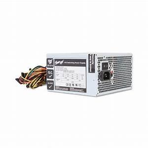 Powerup  Gen-2005 450 Watt Atx Power Supply