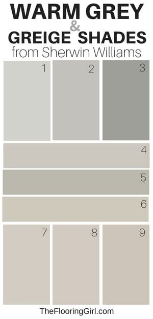sherwin williams greige colors 9 amazing warm gray paint shades from sherwin williams