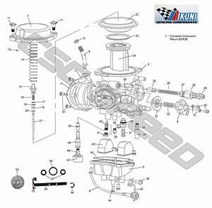 Carburetor Parts Mikuni Diagram Atv Carburetors Pictures