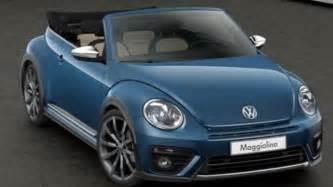 volkswagen maggiolino 2019 volkswagen maggiolino cabriolet listino prezzi 2019