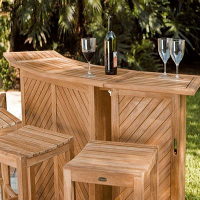 portable  sectional patio bar furniture light outdoor