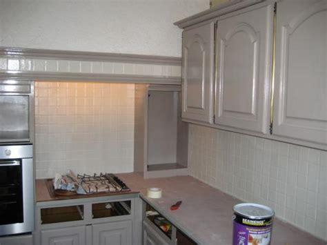 peinture resine cuisine relooking de cuisine