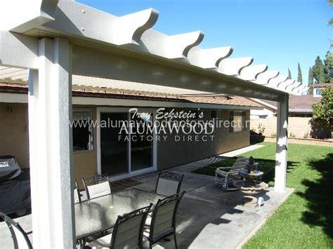 alumawood patio cover gallery alumawood factory direct