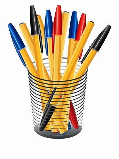 Clipart Pencil Pen Pens Transparent Clip Background