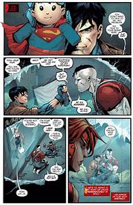 How Red Hood And Bizarro Became Friends Comicnewbies