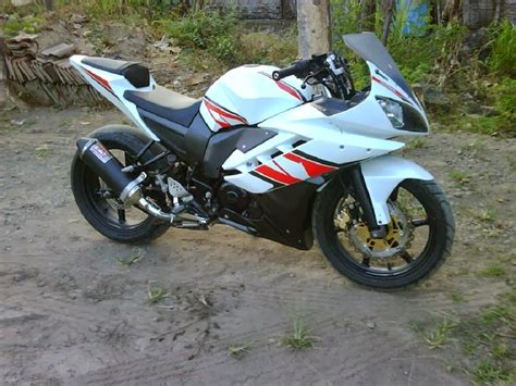 Modifikasi Byson Klasik by Yamaha Byson Modifikasi 250 Thecitycyclist