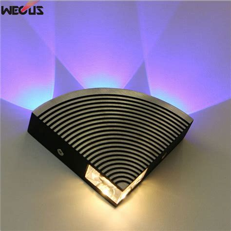 led wall light manufacturers manufacturers led fan shaped wall ls hallway corridor aluminum wall l ac90 265v 4w