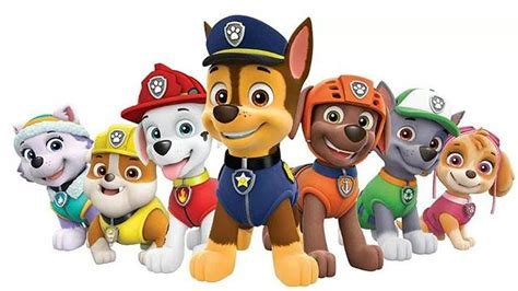 characters  paw patrol kidsntoddlercom