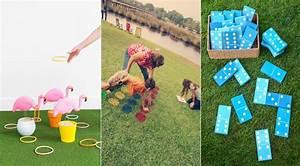 Jeux Geant Exterieur : 12 jeux d 39 ext rieur fabriquer vous m me pour occuper vos enfants ~ Teatrodelosmanantiales.com Idées de Décoration