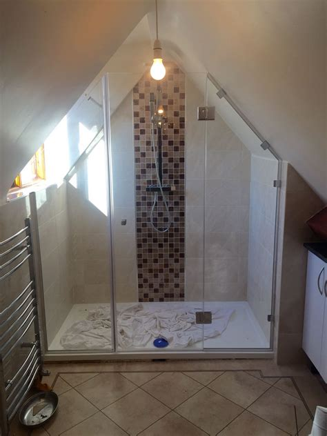 Shower In - bathroom splashbacks glass shower walls bespoke