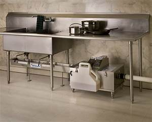 Advantages  Under Sink Grease Trap Installation