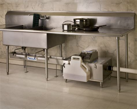 Big Dipper Automatic Removal System for restaurants