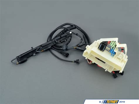 12517831756 genuine bmw wiring harness engine trans module 12517831756 e46 m3 turner