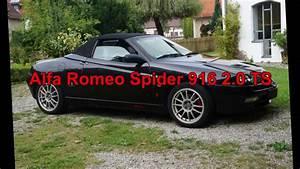 Alfa Romeo Spider 916 : alfa romeo spider 916 2 0 ts 150 psmvp youtube ~ Kayakingforconservation.com Haus und Dekorationen