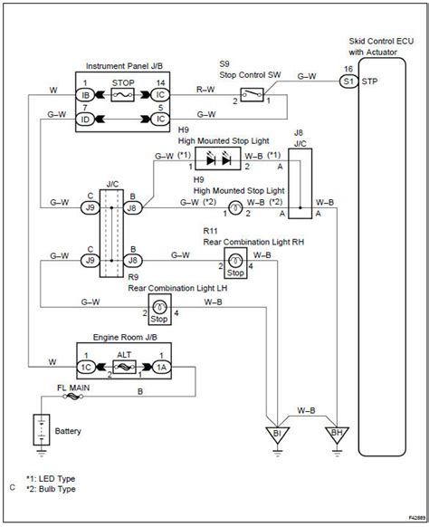 Toyota Corolla Repair Manual Circuit Description Open