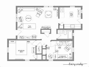 Diy Free Printable Furniture Templates For Floor Plans