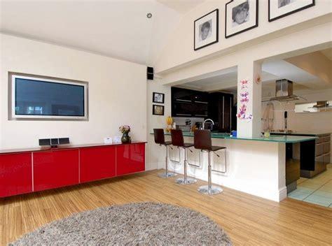 deco salon et cuisine ouverte decoration salon avec cuisine ouverte cuisine americaine