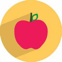 Apple Icon | Food & Drinks Iconset | GraphicLoads