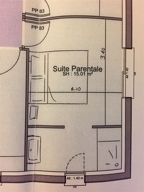 amenager chambre 10m2 help besoin aide aménagement chambre parentale 10m2