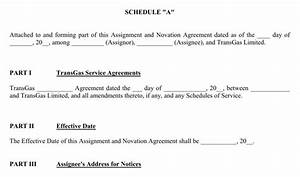 Assignment And Novation Agreement Essay Co Uk Difference Between