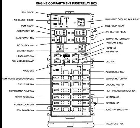 spark wiring diagram 2001 mercury choice image