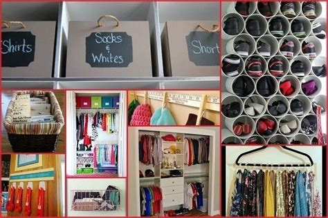 20 changing ways to de clutter organize your closet