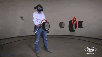 Vr Ford Virtual Reality Cars Using Animation